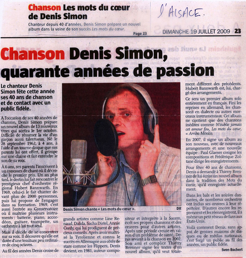 Denis Simon